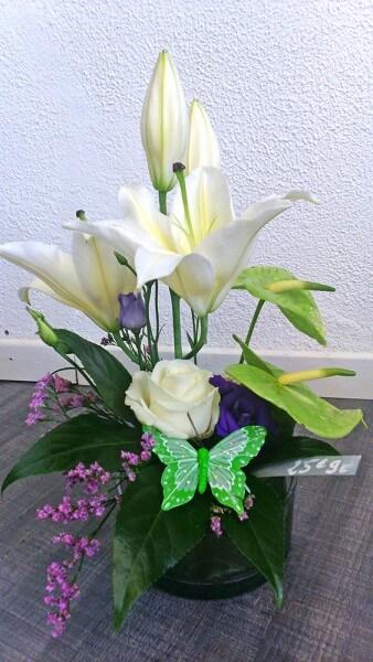 fleurs naissance