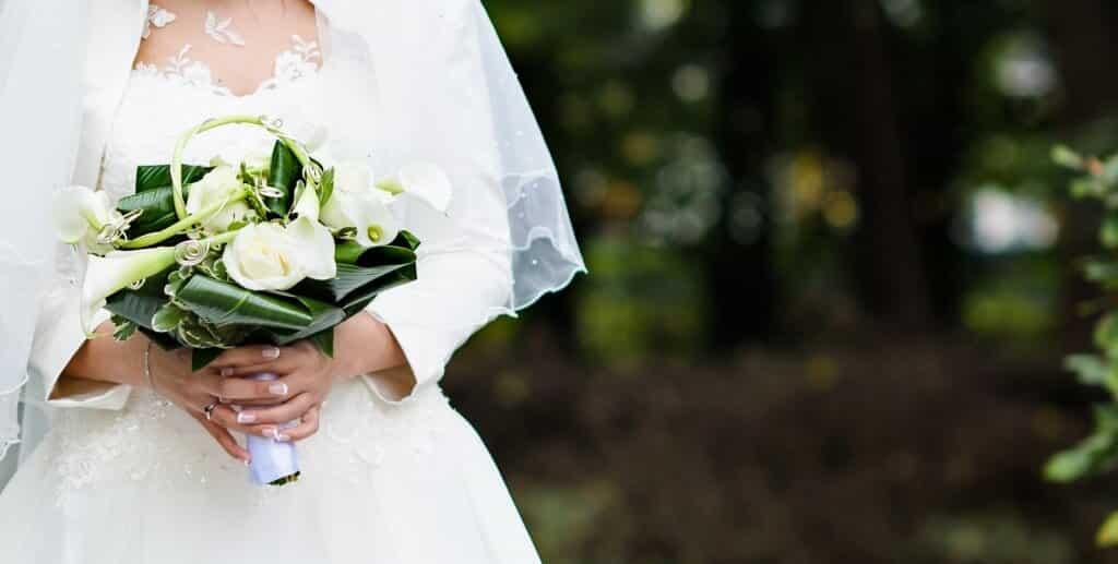 bouquet de mariée fleurs mariage