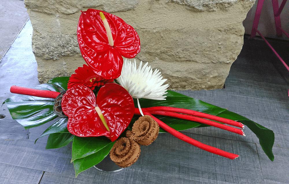 fleurs saint-valentin