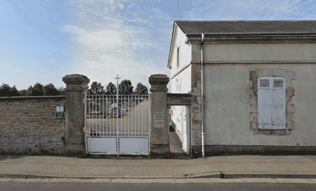 Entretien de tombes dans les cimetières d'Alençon